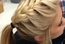 Hair / lindaaa essa trança gente.  #euqueroooo