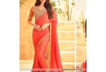 FANCY PARTY WEAR SAREE COLLECTION