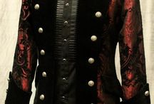 Steampunk Man Fashion