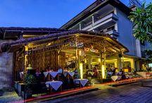 SANDBAR RESTAURANT / Restaurant at Maharani Beach Hotel