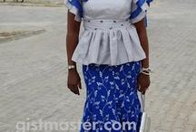 West African Inspired Fashion / by Elizabeth