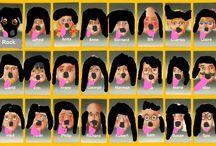 Grappen en grollen / Fun, the labrador way