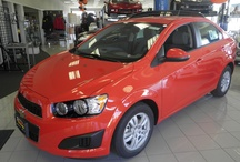 Chevrolet Sonic / NEW Cars Available at BILL STASEK CHEVROLET 847-537-7000 www.stasekchevrolet.com