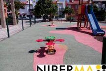 Parques Infantiles / Los parques infantiles más seguros para los más pequeños.