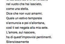 Poesia / Poetry