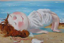 йога, рисунки, картинки