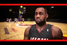 Deportes / Videojuegos de deportes (basquetbol, Soccer, Wiisports).