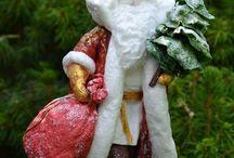 новогодний  и рождественный декор