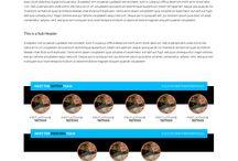 My Designs / My web design portfolio. / by Molly McCarthy