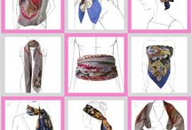 Scarves, Hats, Head Coverings