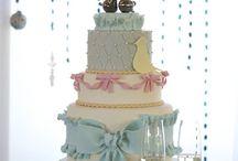 Baby Celebration Cake!