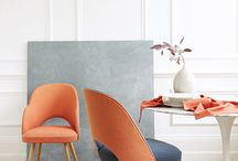 Ruskin Textured Plain / Perfect for upholstery this versatile plain portrays a natural quality with an element of textural luxury. A blend of viscose, linen and wool creates a beautiful movement of colour and gives the fabric its textured appearance.