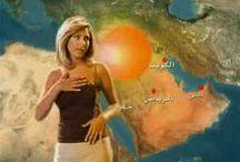 sexy meteo Arabia