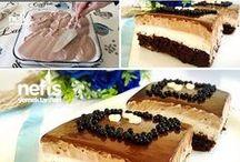 nutellalı ıslak pasta