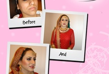 Brides by Rubysalon / wedding makeup,Bridal makeup and wedding hair,makeup by Ruby salon.specialize in makeup,book your makeup artist / by Ruby Salon