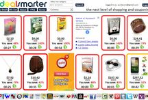 """idealsmarter"" / ""I Deal Smarter!"" (IDS) is the only place on the Net where you find the HOTTEST deals at up to 99.9% DISCOUNTS, including ELECTRONICS, COMPUTERS, CELL PHONES, JEWELRY, HOME APPLIANCES, EBOOKS, GIFTS & CRAFTS and so much more. Our secret patent-pending software makes online shopping FUN and EXCITING!"