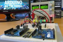 Arduinos & microcontrollers