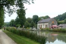 Burgundy Canal, France / Long-distance walking along the Burgundy Canal in France – highlights, inspiration and practical tips