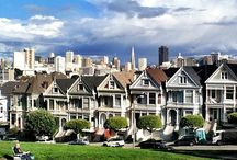 San Francisco Landmarks / We offer exclusive tours to these landmarks with unique opportunities, from culinary samplings to Cable Car ride arounds.