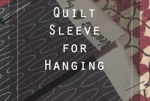 quilt sleeve