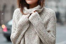 Beautiful sweaters