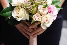 Wedding Bouqet green / bruidsboeket groen