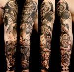 Tattoos / Tatuerings inspiration och coola tatueringar