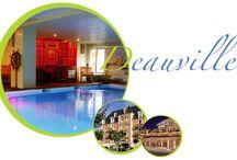 Hotel La Closerie Deauville / Notre hôtel résidence de Deauville, près des planches et en plein centre-ville vous accueille à deux ou en famille pour votre séjour en Normandie !