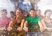 Europe's best theme parks / There's nothing like a rollercoaster to get the adrenalin going! Europe has a host of fantastic theme parks, and best of all, we've got some fantastic places to stay very close by!