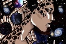 Universe in my eyes / Universe