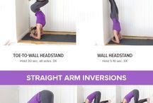 yoga inversion