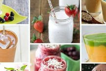 Healthy Smoothie Recipes / Get glowing beautiful skin and keep yourself healthy with these Healthy Smoothie Recipes