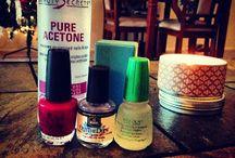 Nails, Make-up, Beauty Tips