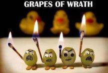 Literary Wit, Wisdom, and Goofiness