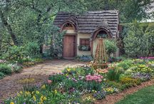 Cottages / quaint cottages straight out of a storybook / by Marisa Doan