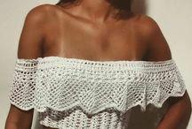 Crochet clothes :-)
