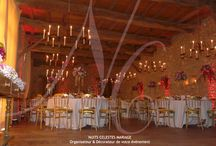 Mariage S & O / Décor réalisé par : Nuits Célestes Mariage Wedding Planner & Décorateur Paris Bordeaux et Périgueux  #decoration #decorateur #élégant #weddingplanner #nuitscelestes #bordeaux #paris #perigueux #mariage #wedding #createurdefeerie #inspiration #illumination #grange #organisateur #marrainemelodie #pampilles #bougies #lustres #romantique