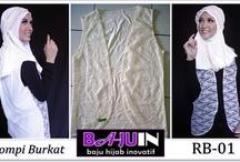 Rompi Burkat / Rompi Burkat limited yang elegant. BBM 3138DCCF , SMS 088218445400