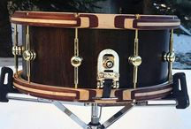 Drums, drummers & musical instruments / by Carol Adey