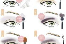Makeup-Anleitung