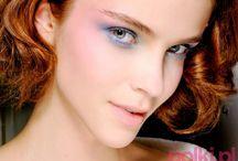 Modny makijaż wiosna 2013 / Redakcja typuje najciekawsze makijaże na wiosnę 2013