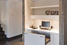 HOUSE - study nook