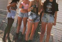 Fashion & Hipster Girl