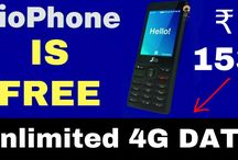 videos JIO 4G FEATURE PHONE  FREE | FULL LAUNCH DETAILS |  ₹153 offer - Unlimited DATA | Hindi https://youtu.be/VGlwXR2NWq8