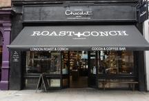 London - Bonnes adresses / Il y a tant à manger lors d'un week-end à Londres ;) #Londres #restaurant #hotel