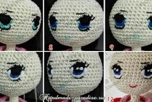 occhi bambola