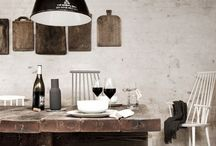 Restaurant decor / by Pernille Hoffmann