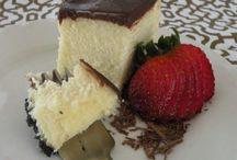 desserts / by Annette Seaver