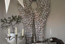 Engelflügel / Weihnachten
