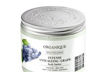 Anti-ageing Grape / An anti-ageing body therapy based on active ingredients from the Mediterranean region. / Przeciwstarzeniowa terapia oparta na śródziemnomorskich składnikach aktywnych